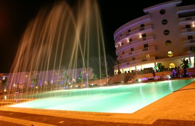 Hotel & SPA a Campomarino di Maruggio