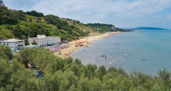 Hotel sul mare a Rodi Garganico